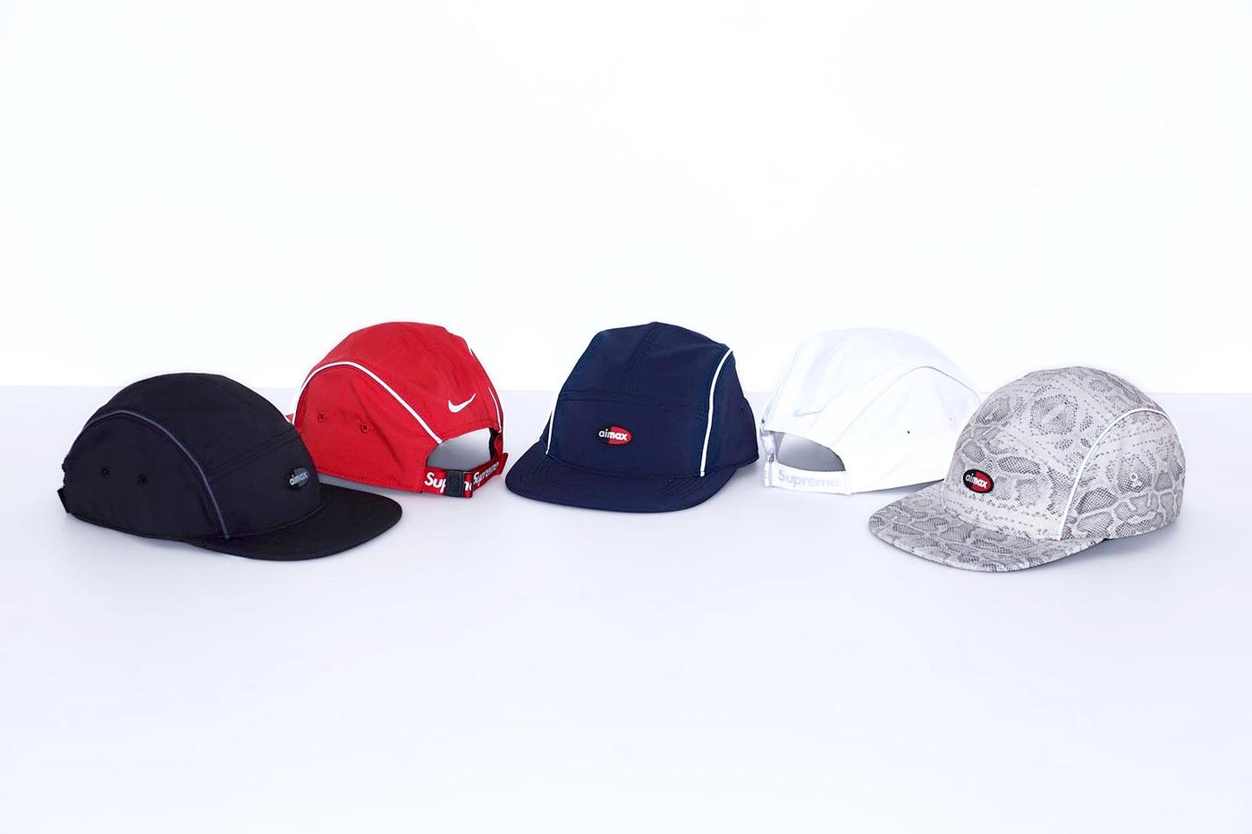 Nike x Supreme Cap 2016