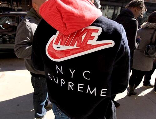 Nike x Supreme Jacket 2007
