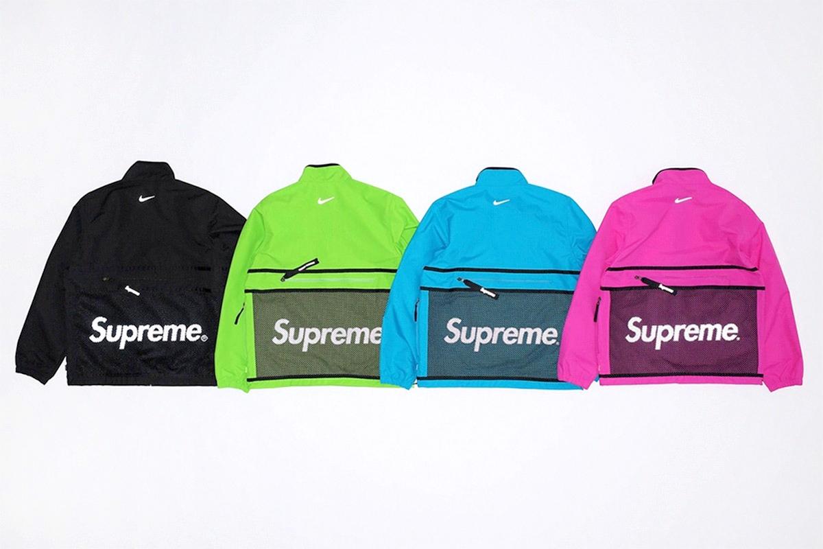 Supreme x Nike Jacket 2017