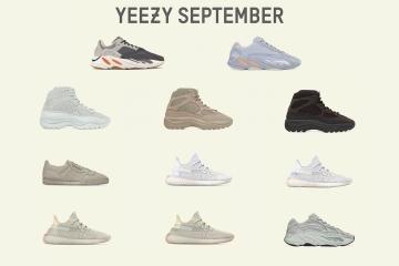 adidas Yeezy 2019 – все релизы, ожидающие нас в сентябре