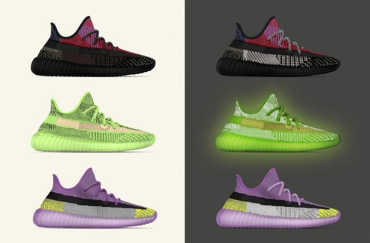 adidas Yeezy Boost 350 V2 - все осенние и зимние релизы