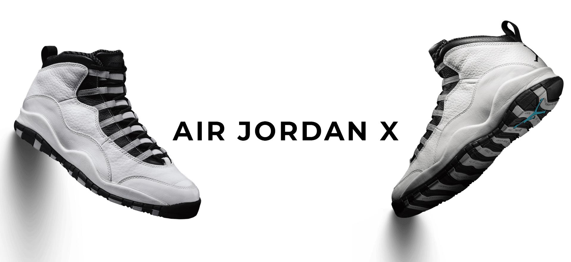 Air Jordan 10 — mcmag.ru — все модели джордан