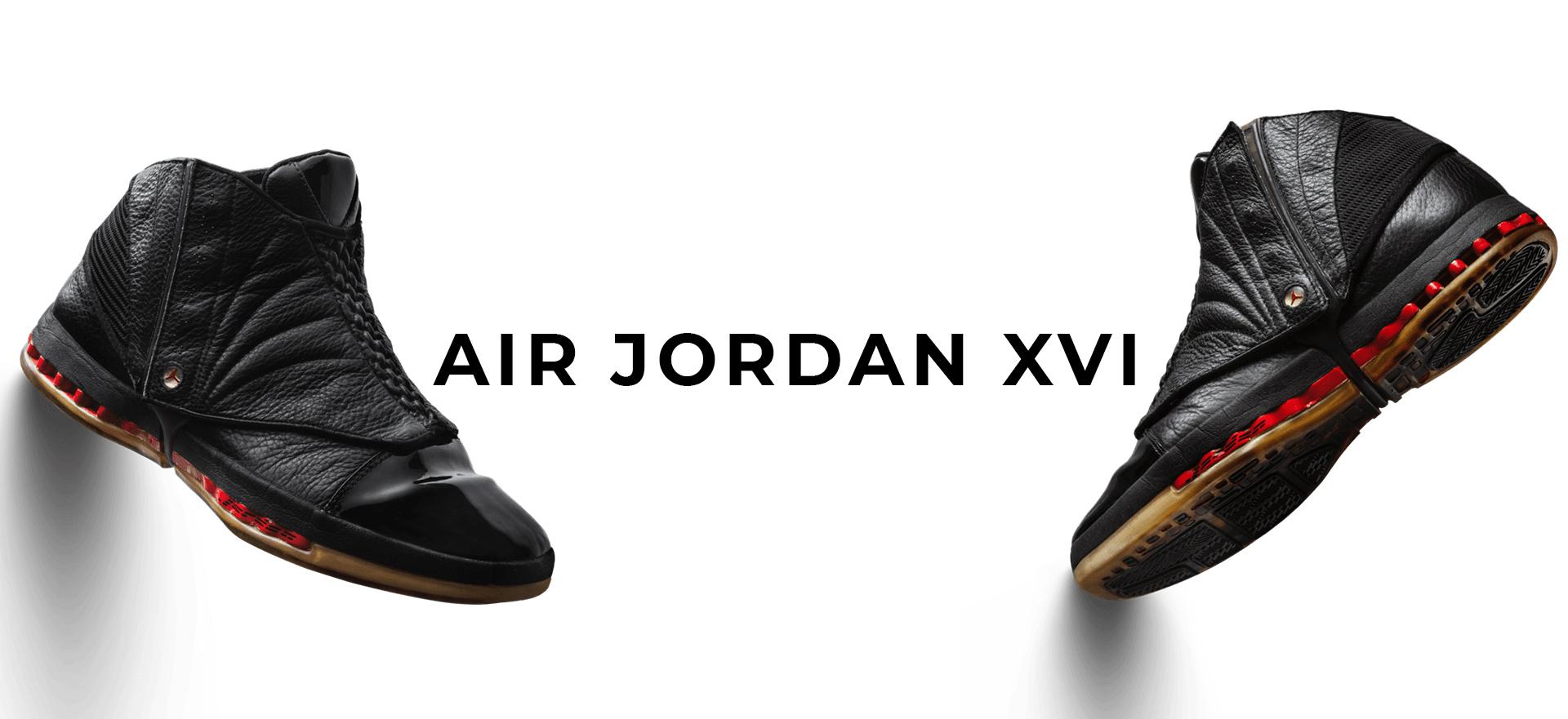 Air Jordan 16 — mcmag.ru — все модели джордан