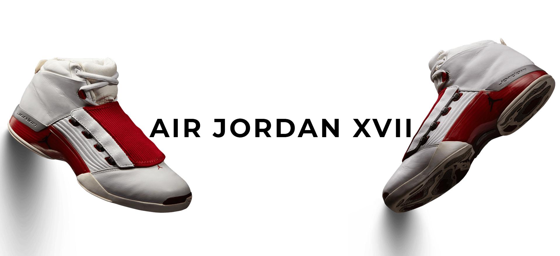 Air Jordan 17 — mcmag.ru — все модели джордан