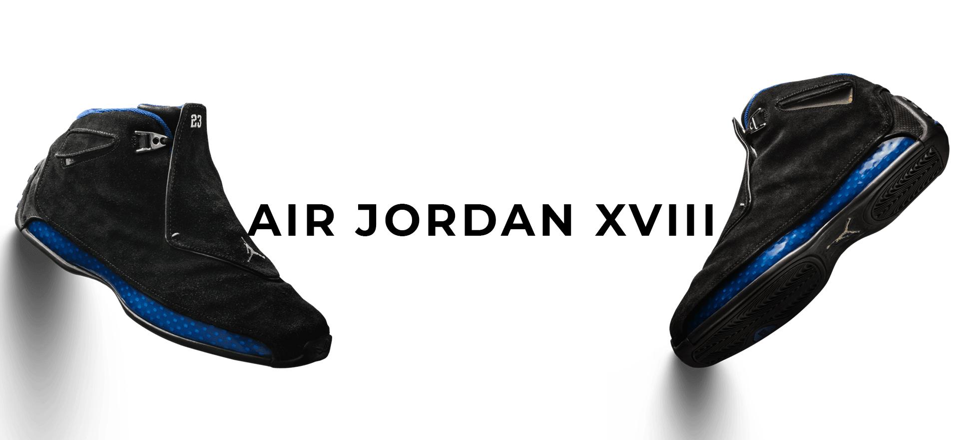 Air Jordan 18 — mcmag.ru — все модели джордан