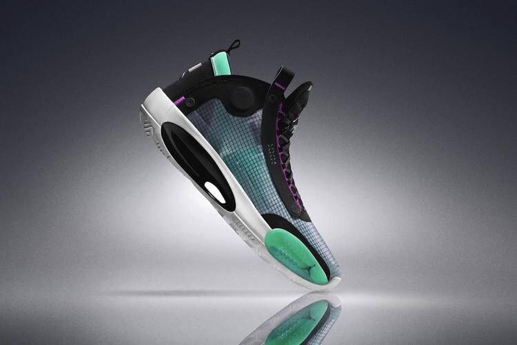 Air Jordan 34 – новая модель культовой линейки Nike