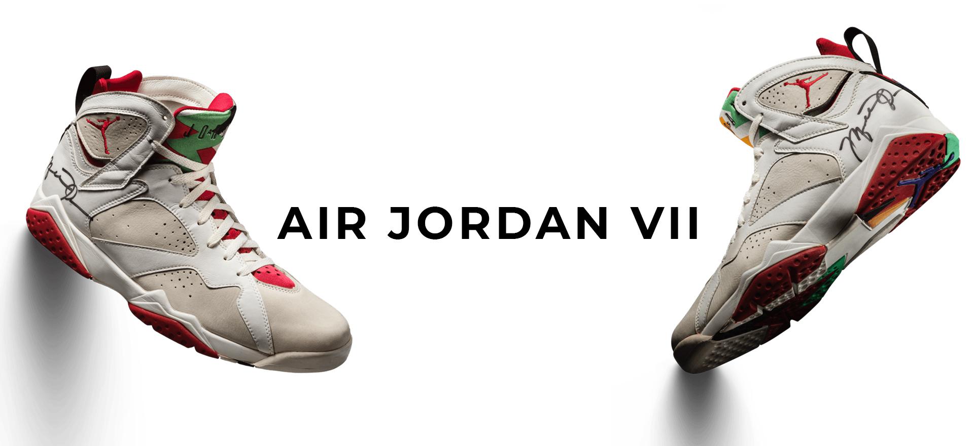 Air Jordan 7 — mcmag.ru — все модели джордан