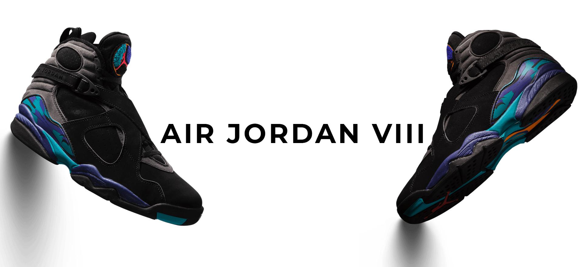 Air Jordan 8 — mcmag.ru — все модели джордан