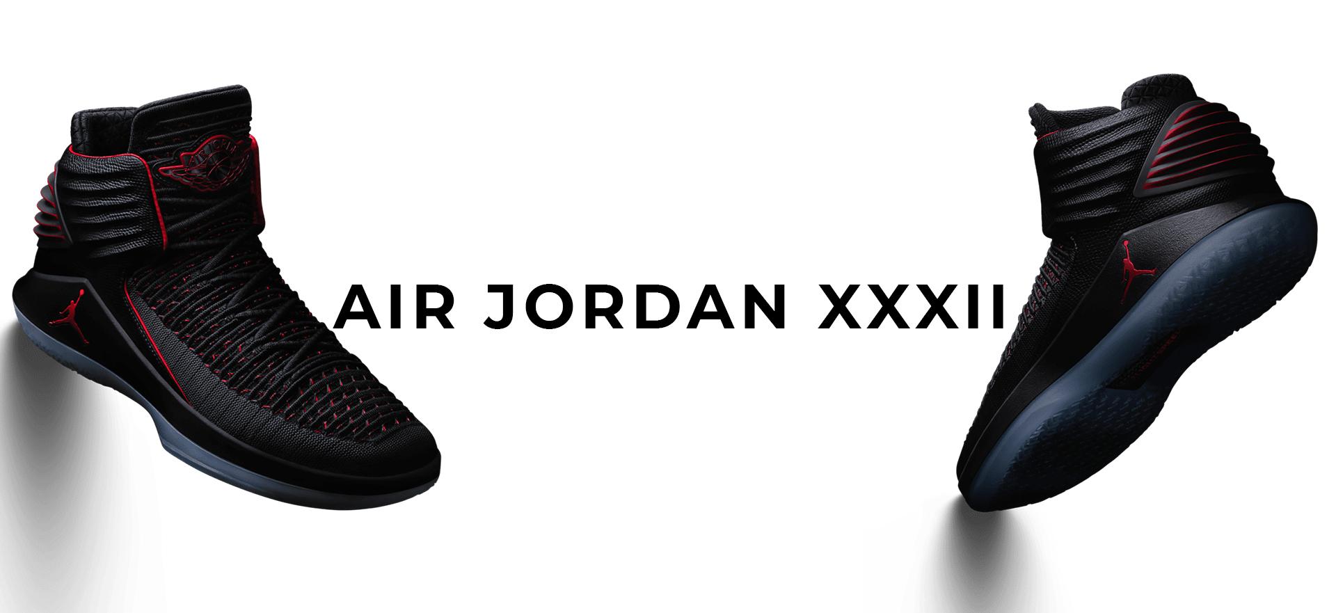 Air Jordan XXXII — mcmag.ru — все модели джордан
