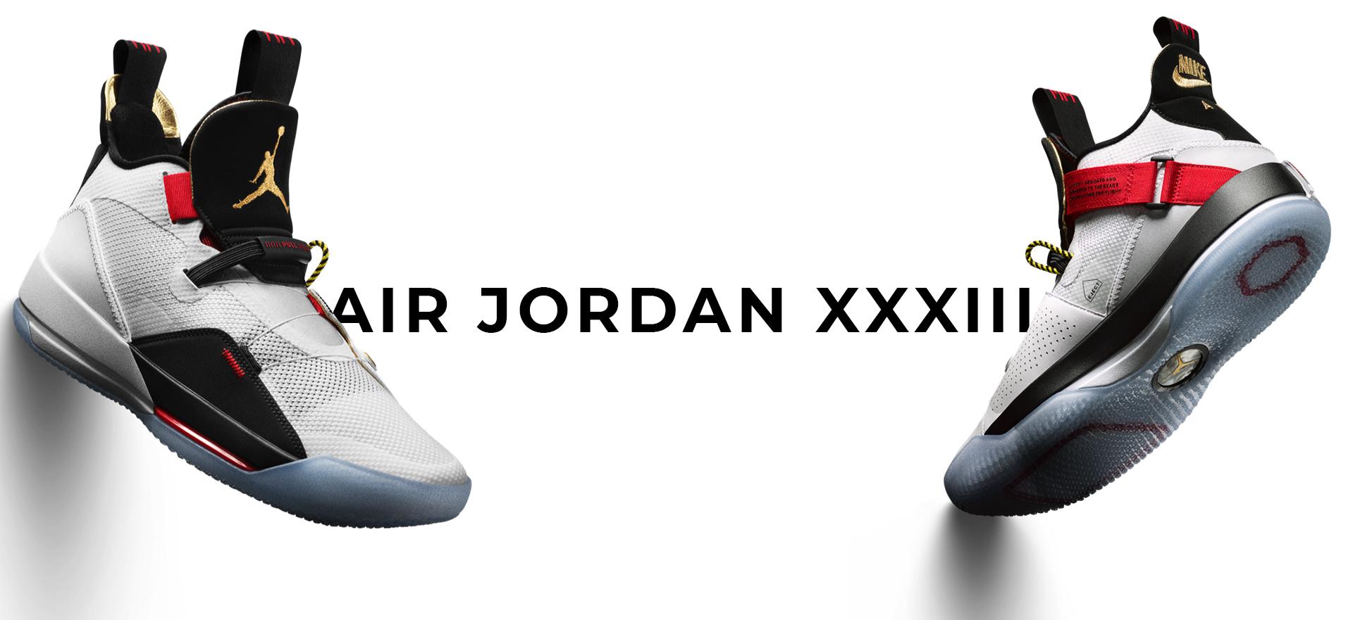 Air Jordan XXXIII — mcmag.ru — все модели джордан