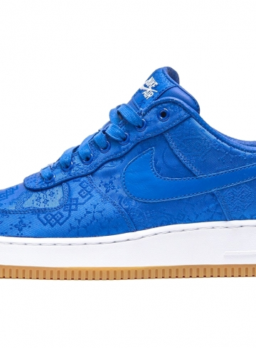 Clot x Nike Air Force 1 Low «Game Royal» – подробности релиза