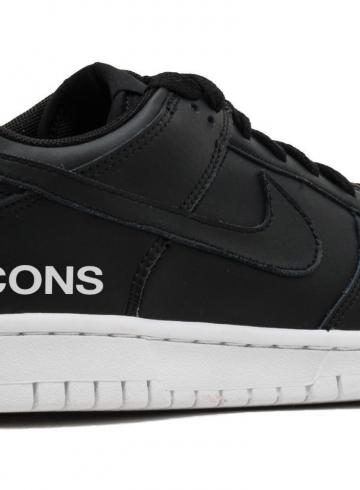 COMME des GARÇONS x Nike Dunk Low — подробности релиза 2020 года
