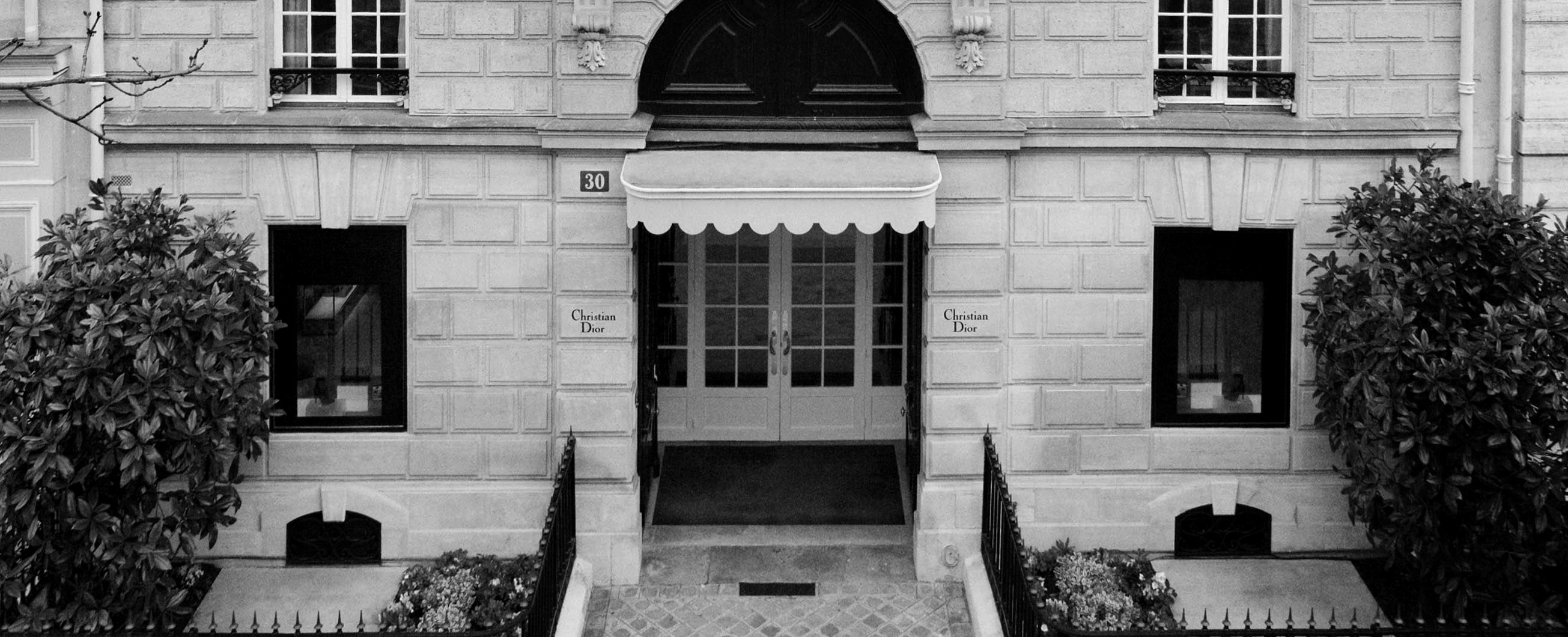 Первый Модным дом Christian Dior, 1946