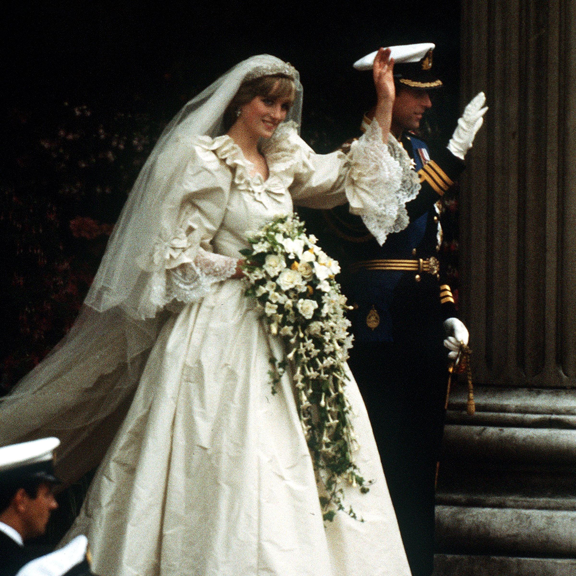 Свадьба принца Чарльза и Дианы Спенсер, 1981