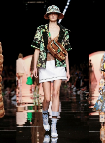 Fendi Spring/Summer 2020 Ready-to-Wear