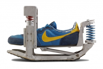 История Nike Shox
