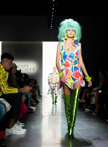 Jeremy Scott Spring-Summer 2020 Ready-to-Wear — Молодежный Центр