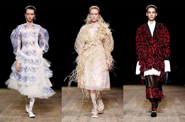 Коллекция Simone Rocha Spring Summer 2020 Ready-to-Wear