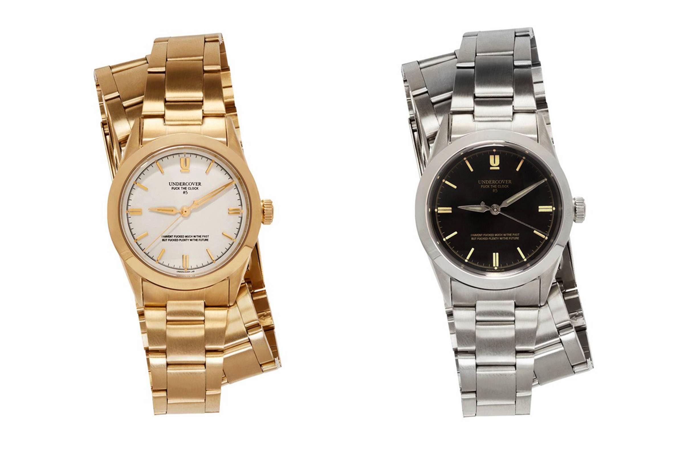 Undercover Double Wrap Watch — Лучшие мужские часы — Молодежный Центр