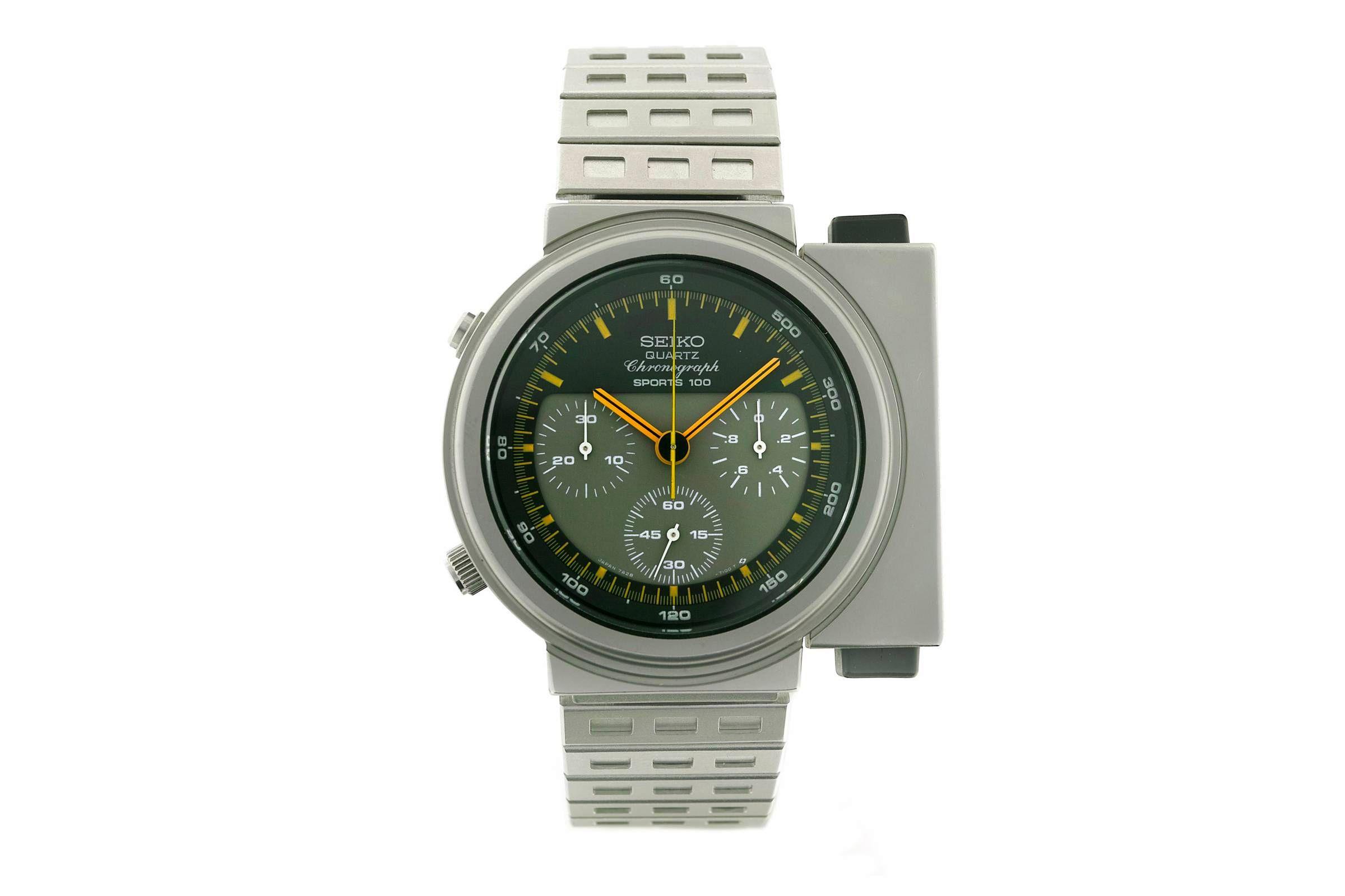 Giorgetto Giugiaro x Seiko Re-Issues — Лучшие мужские часы — Молодежный Центр