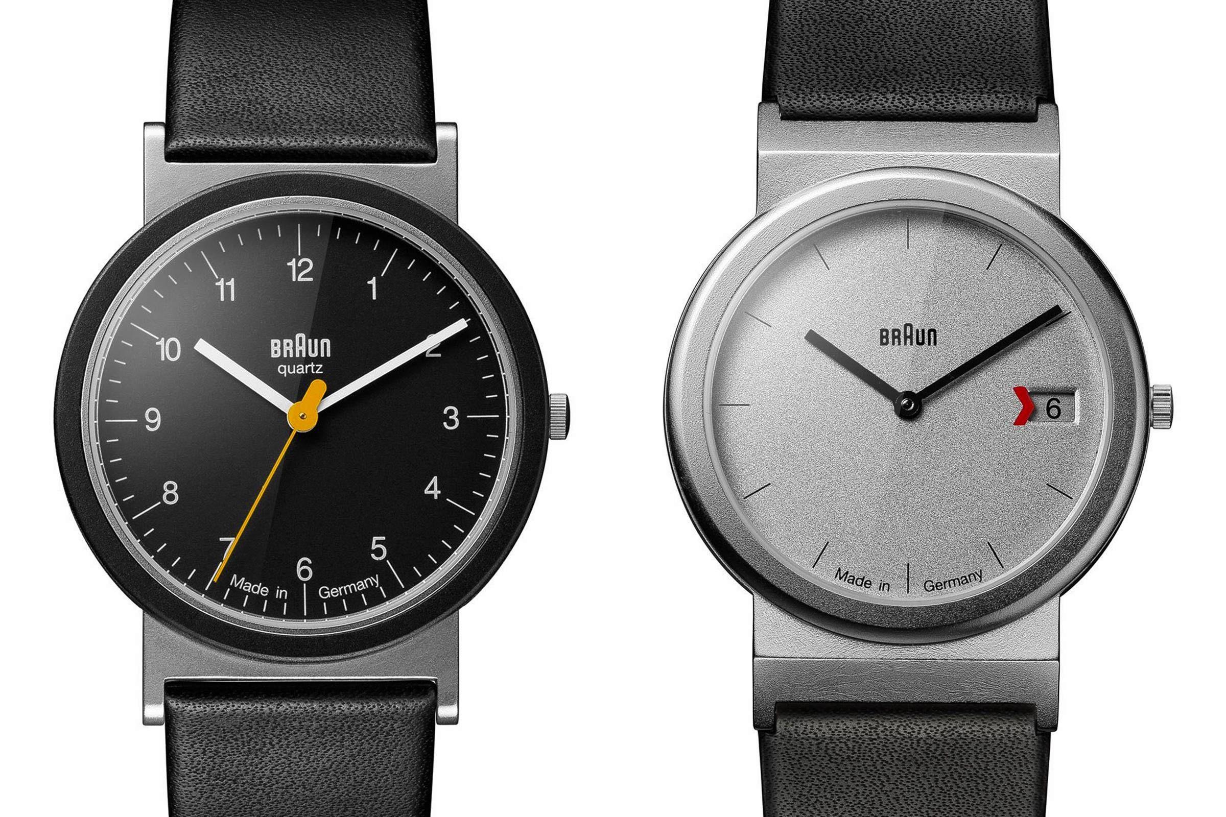 Braun AW 10 and AW 50 Watches — Лучшие мужские часы — Молодежный Центр