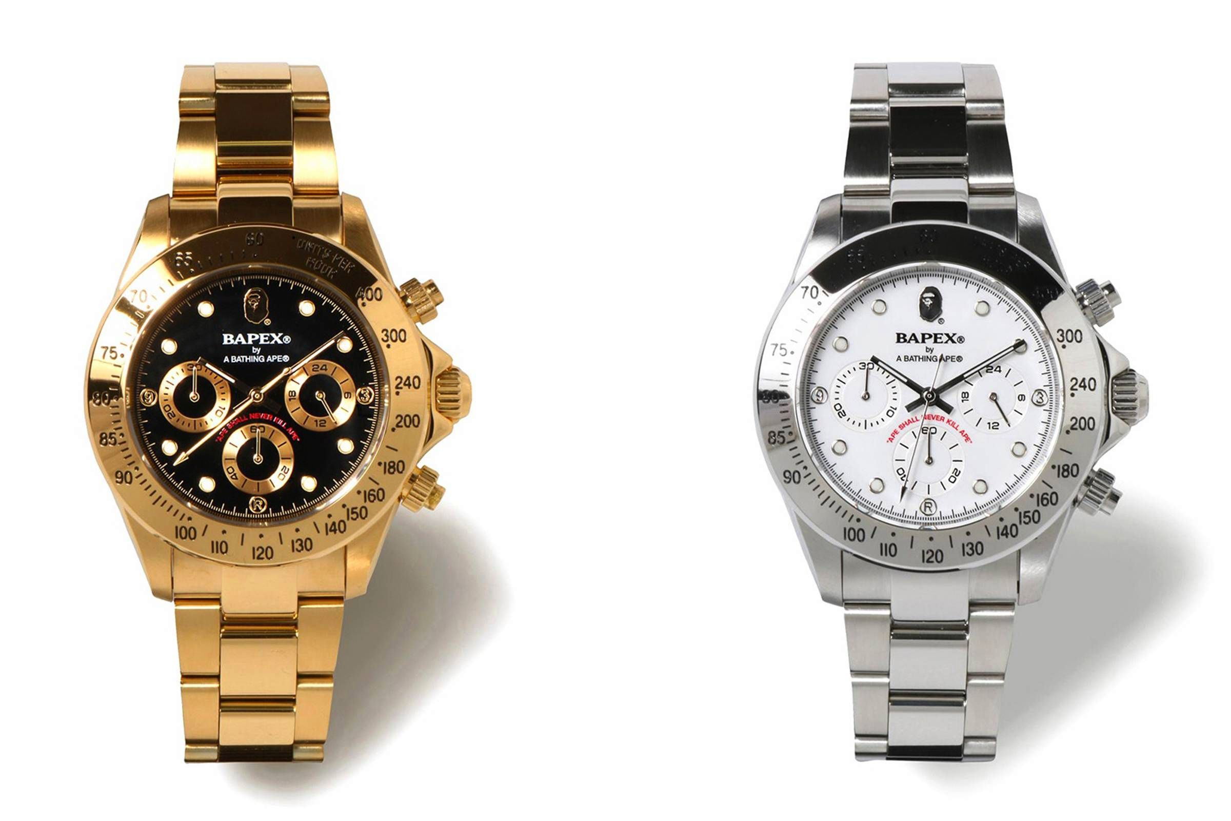BAPE Bapex watch — Лучшие мужские часы — Молодежный Центр