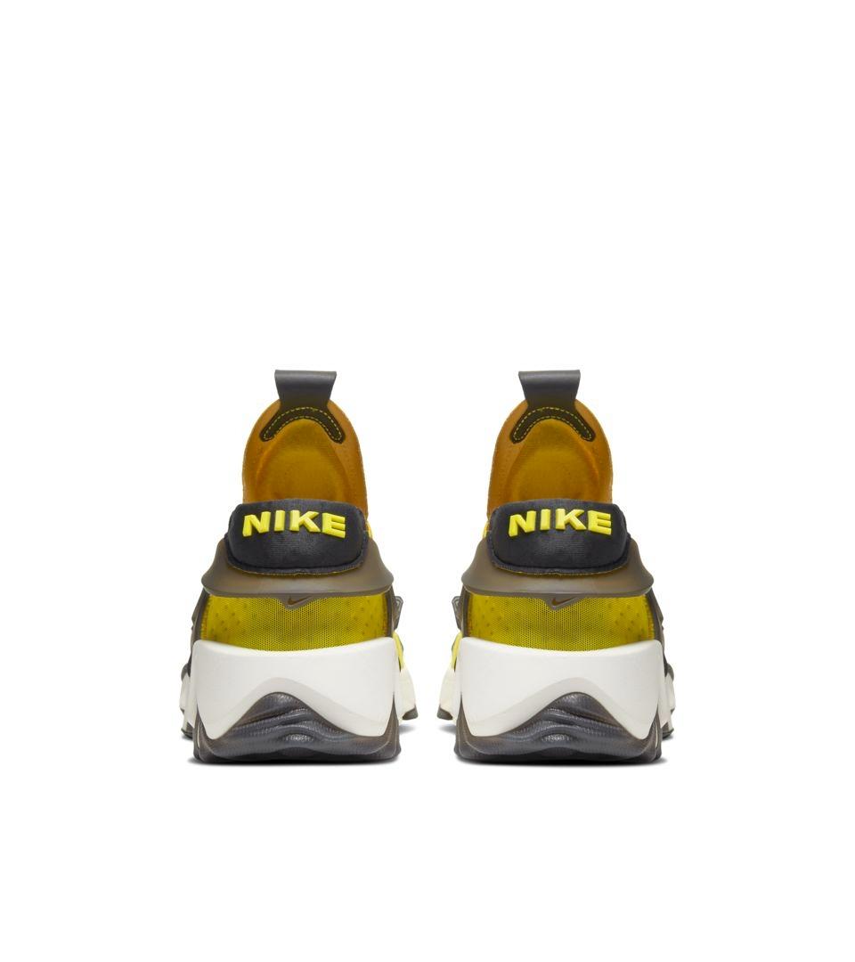 Nike Adapt Huarache Yellow