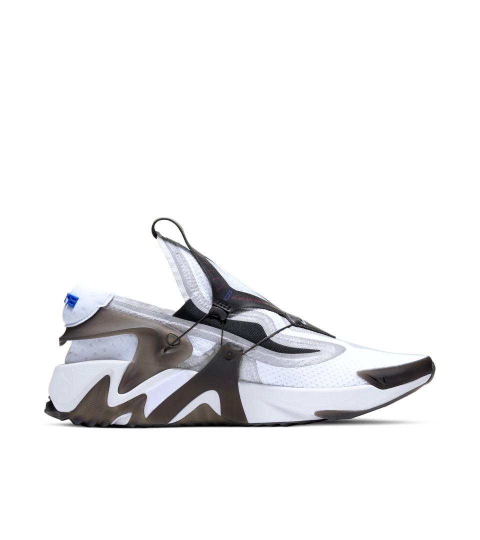Nike Adapt Huarache White/Black