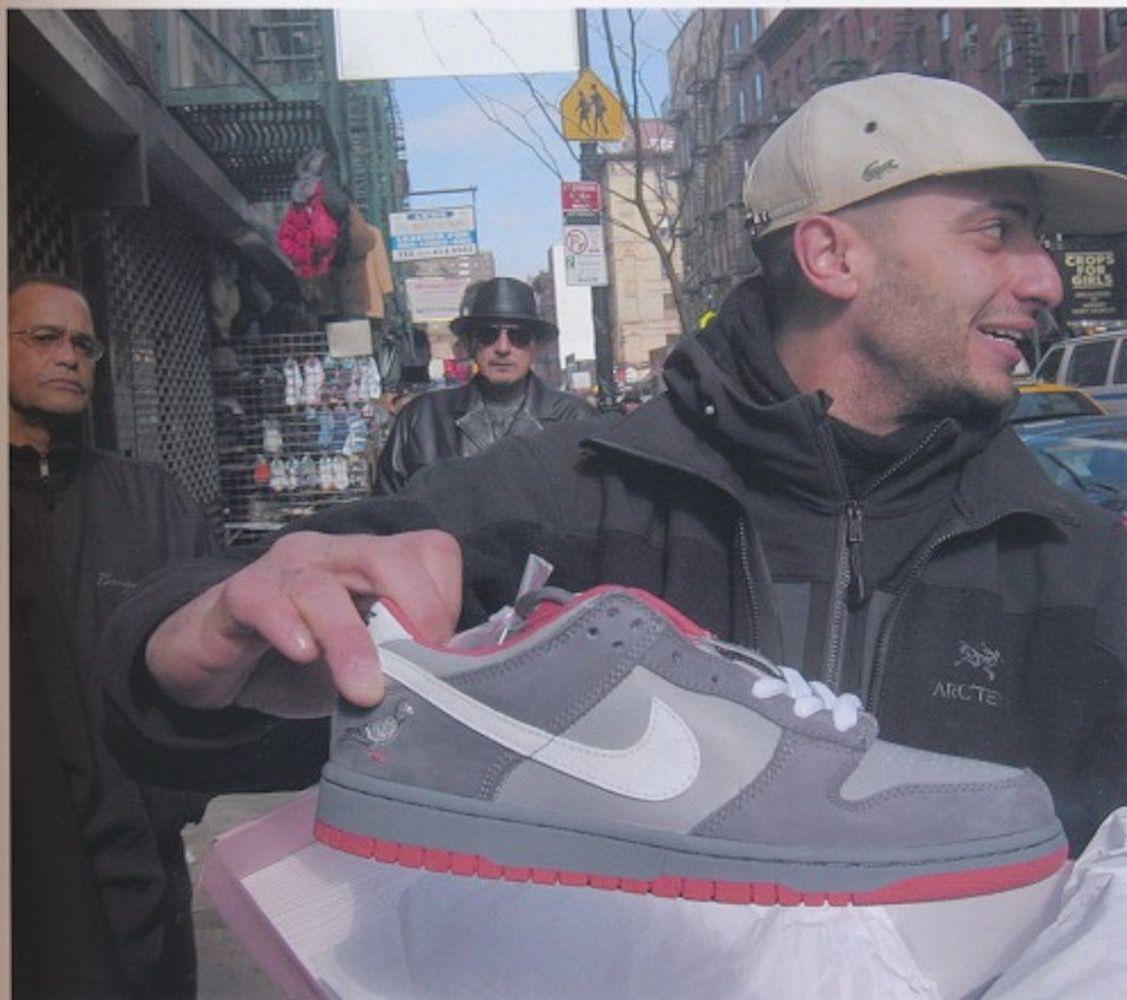 Nike Dunk SB Low Staple «NYC Pigeon» — история культовой пары — Молодежный Центр — 02