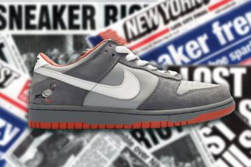 Nike Dunk SB Low Staple «NYC Pigeon» — история культовой пары — Молодежный Центр