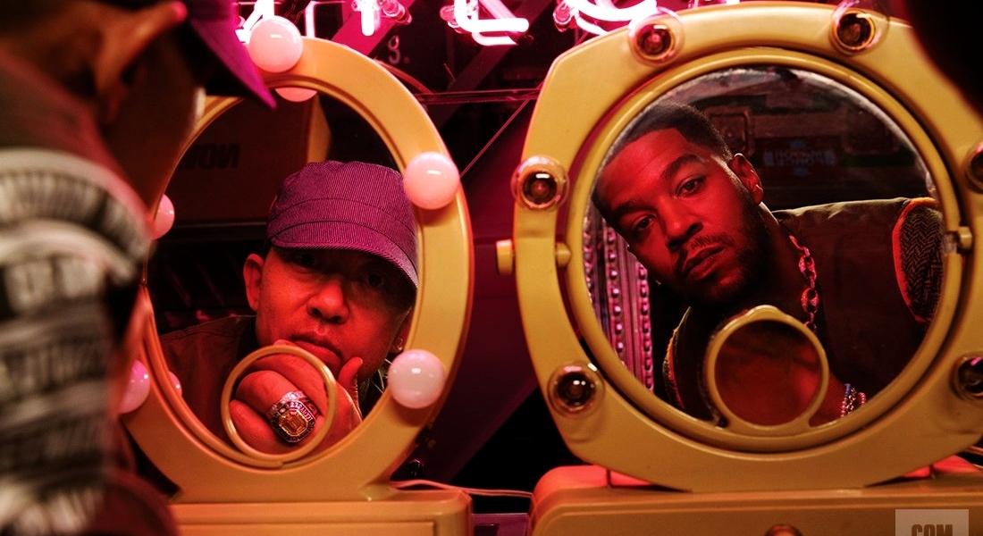 Совместное интервью Kid Cudi и Nigo для Complex