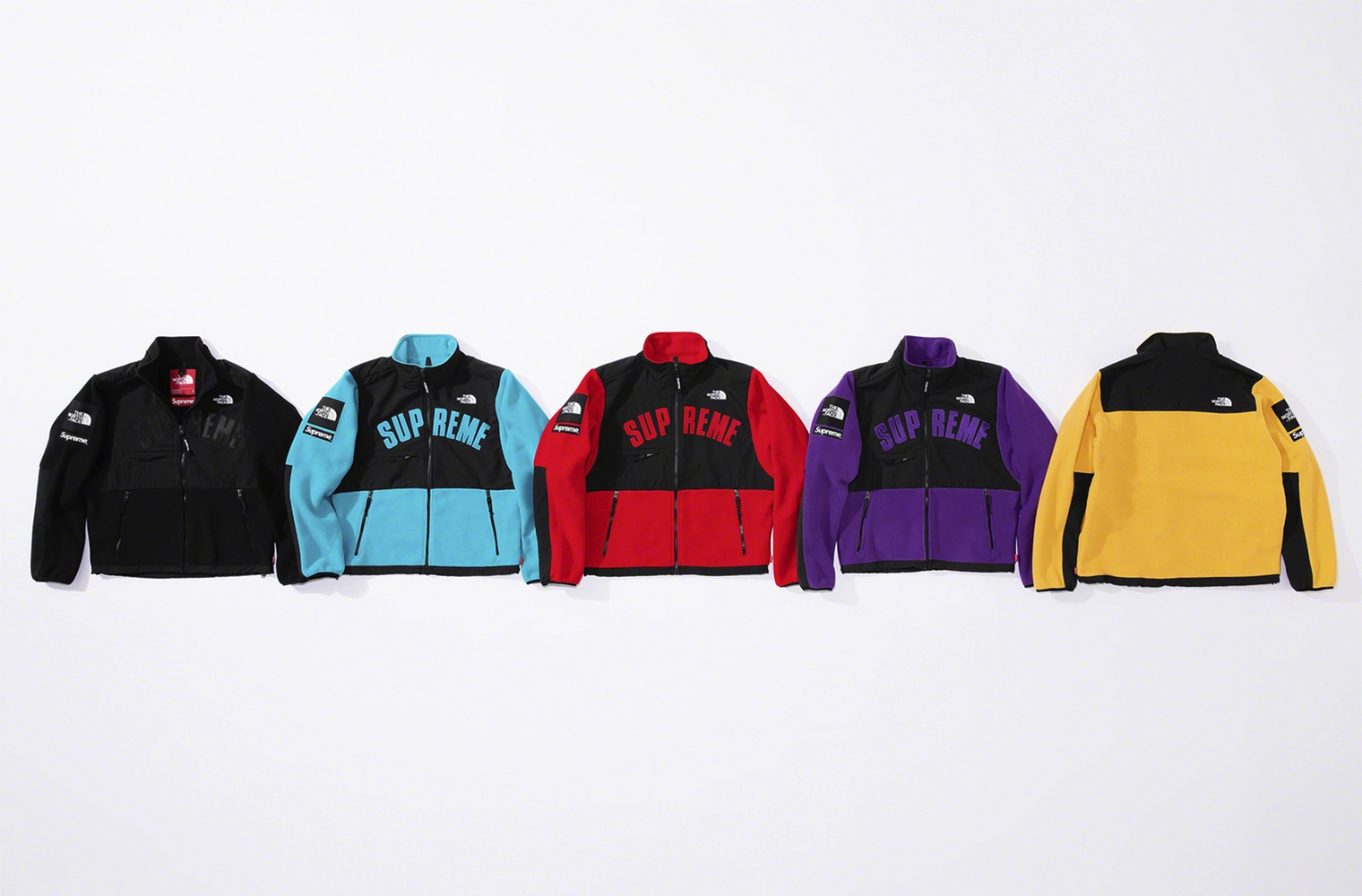 Supreme x The North Face Spring/Summer 2019