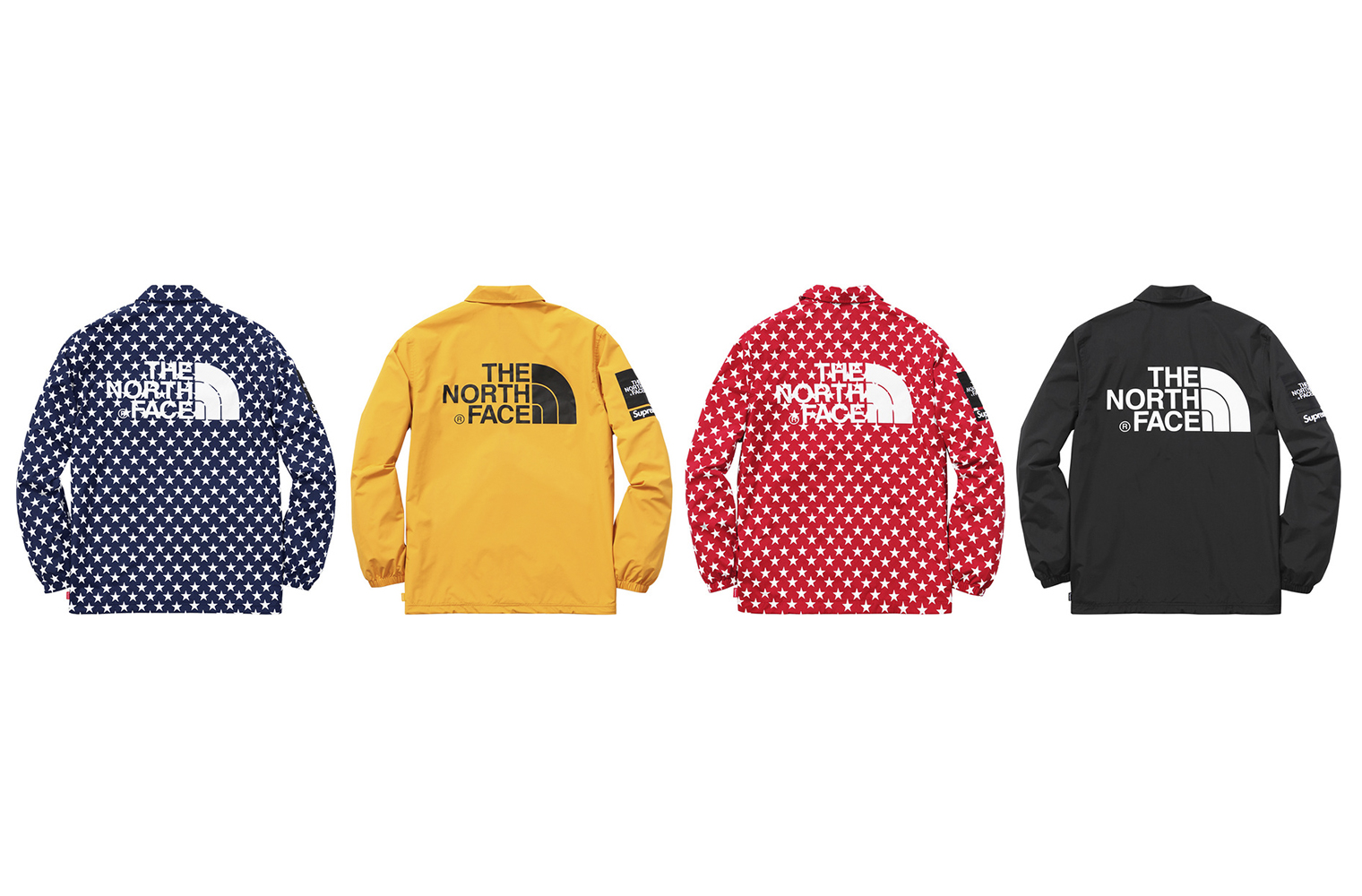 Supreme x The North Face Spring/Summer 2015