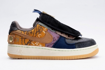 Travis Scott x Nike Air Force 1 Low Cactus Jack - всё о релизе