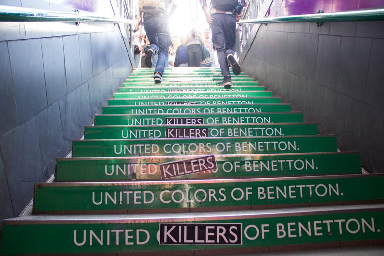 united killers of benetton молодежный центр