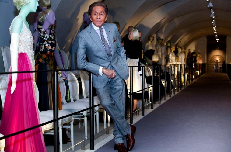 Валентино Гаравани получит награду Legacy Award