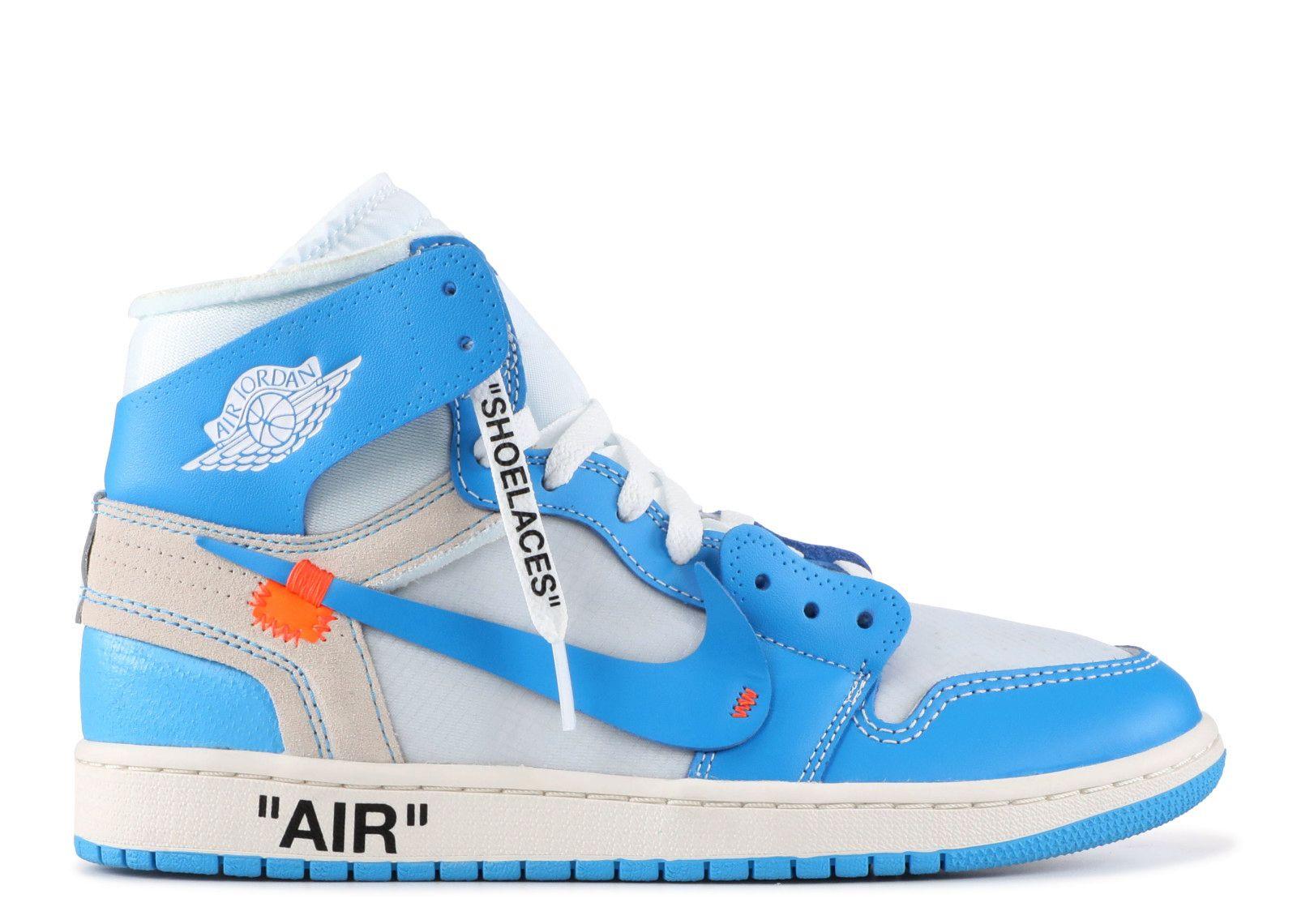 Все модели Nike Air Jordan x Off-White — Молодежный Центр 01