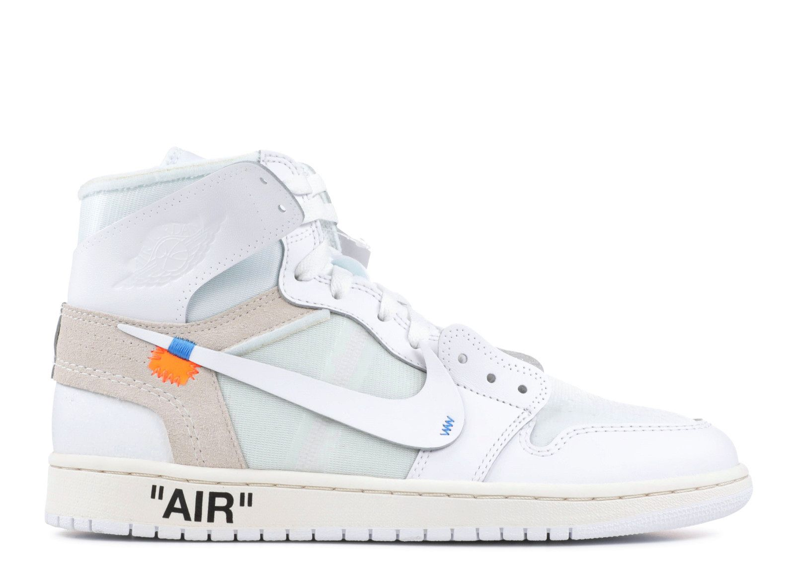 Все модели Nike Air Jordan x Off-White — Молодежный Центр 02