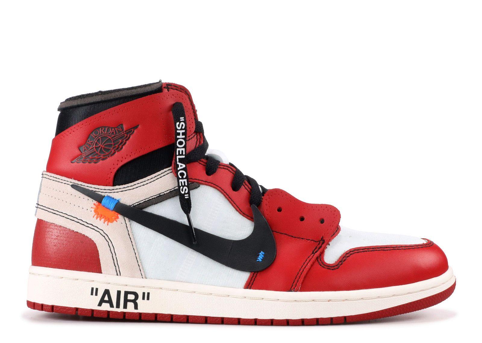 Все модели Nike Air Jordan x Off-White — Молодежный Центр 03