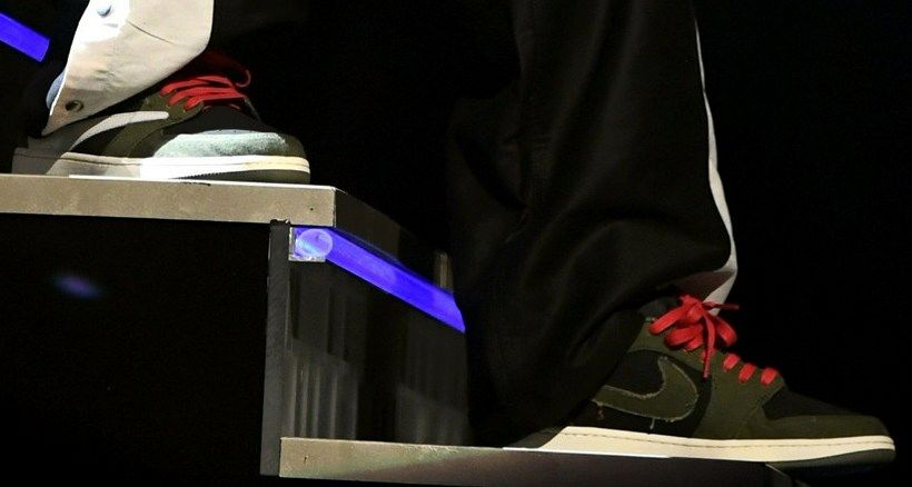 Все модели Nike Air Jordan x Travis Scott — Молодежный Центр 01