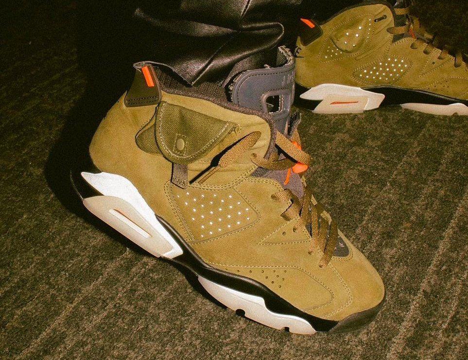 Все модели Nike Air Jordan x Travis Scott — Молодежный Центр 02