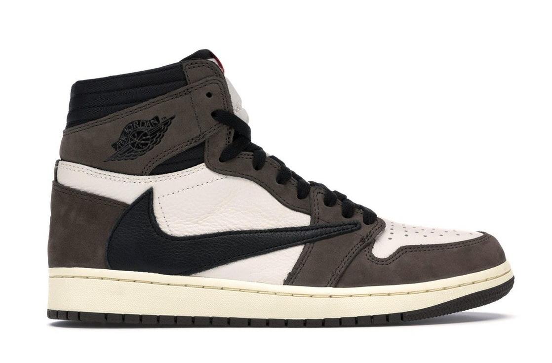 Все модели Nike Air Jordan x Travis Scott — Travis Scott x Nike Air Jordan 1 High OG