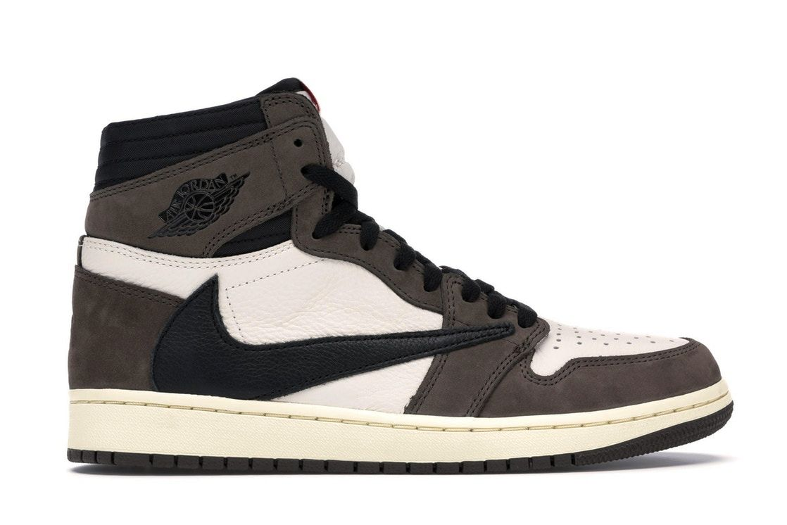 Все модели Nike Air Jordan x Travis Scott — Молодежный Центр 04