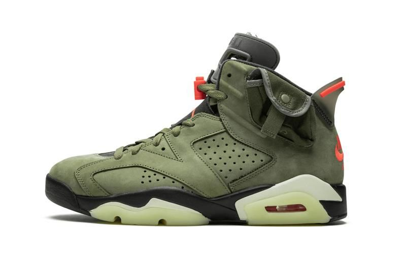 Все модели Nike Air Jordan x Travis Scott — Молодежный Центр 05