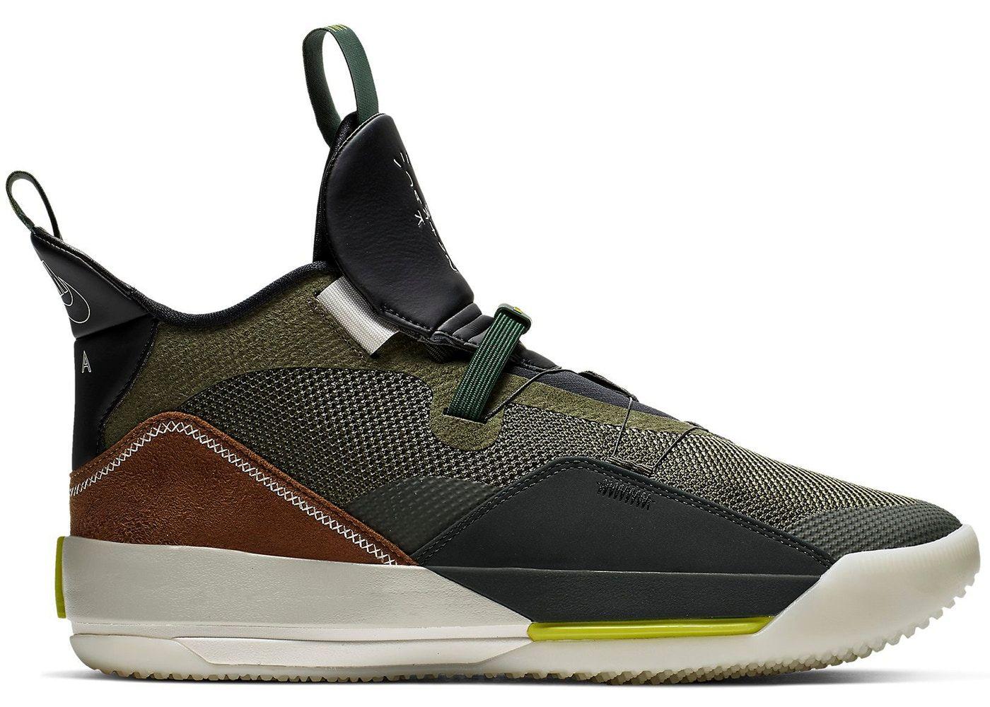 Все модели Nike Air Jordan x Travis Scott — Молодежный Центр 06
