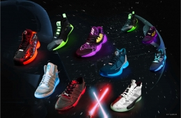 adidas Basketball x Star Wars - всё о коллекции в честь Звездных войн