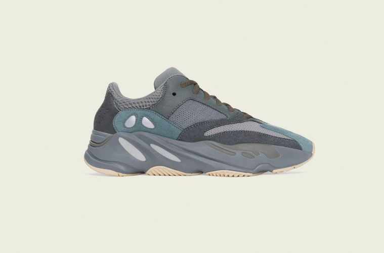 adidas Yeezy Boost 700 Teal Blue - дата релиза