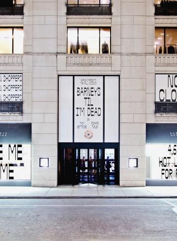 Barneys New York может заключить сделку о продаже Authentic Brands Group