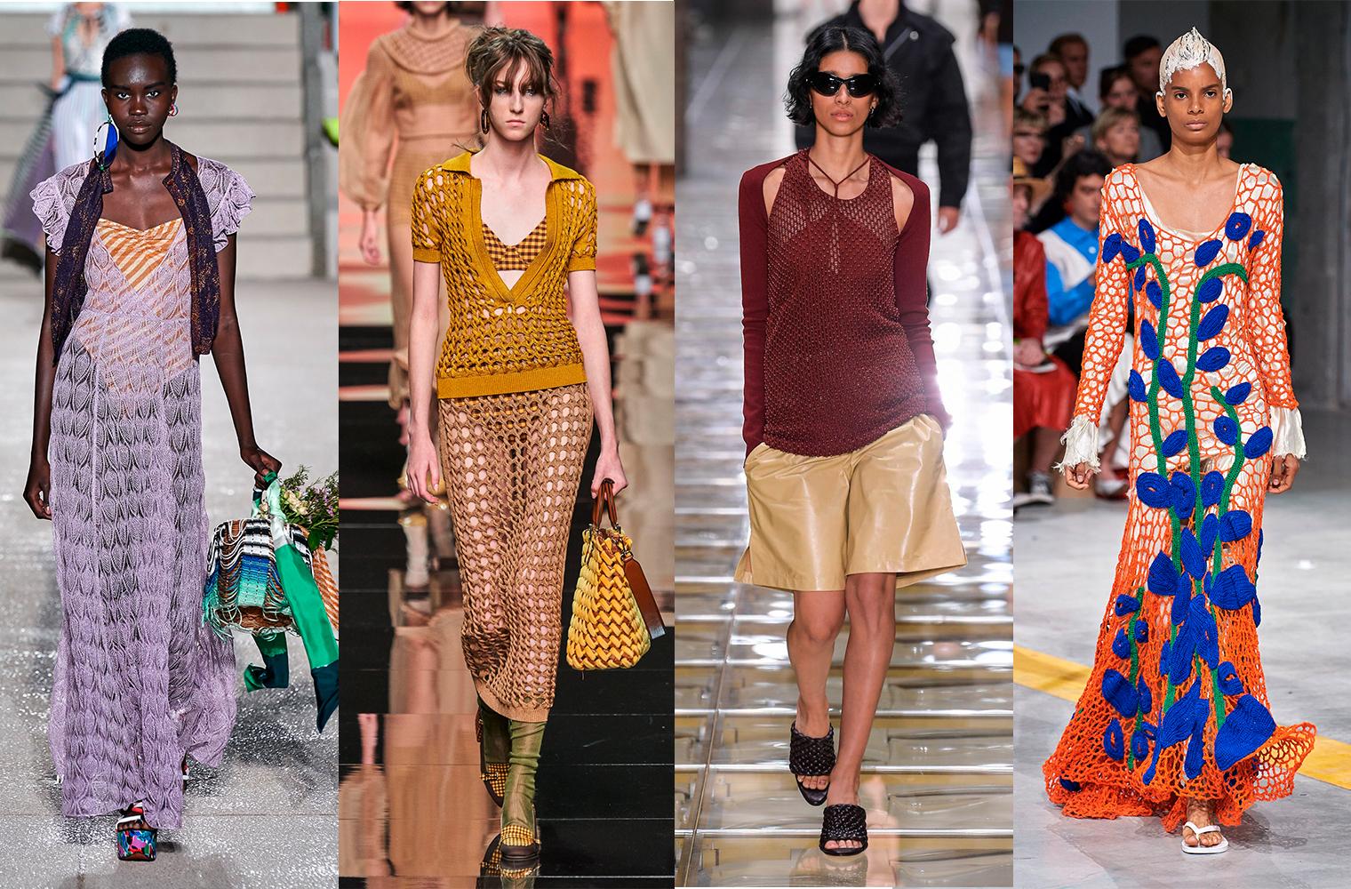 Тренды сезона Весна/Лето 2020 — что носить в следующем году Missoni, Fendi, Bottega Veneta, Marni