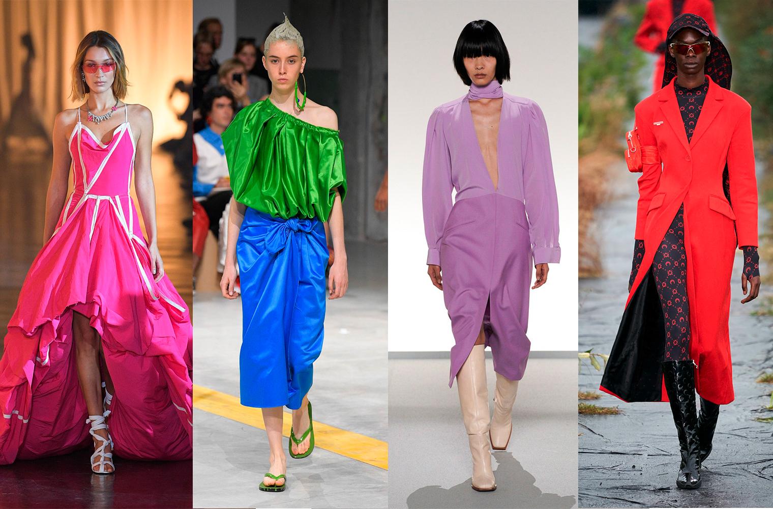 Тренды сезона Весна/Лето 2020 — что носить в следующем году Off-White, Marni, Givenchy, Marine Serre